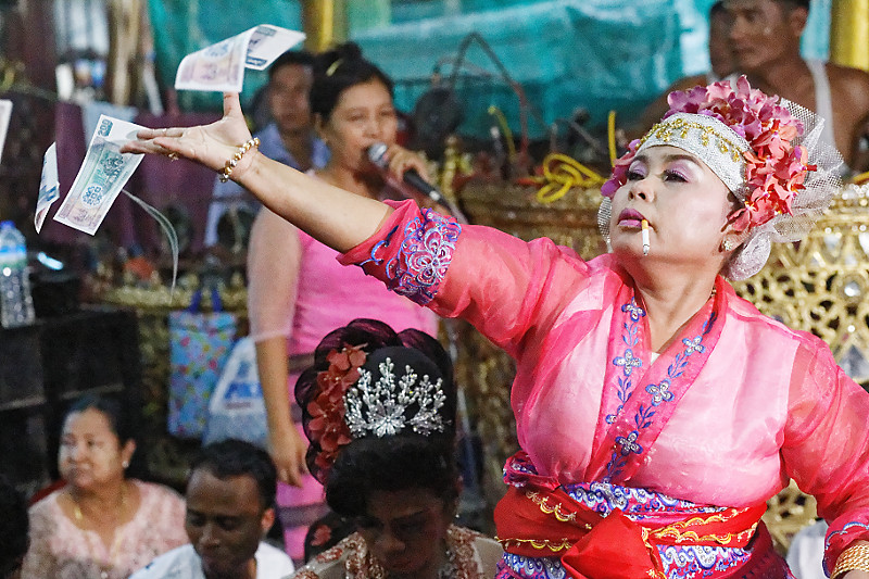 The Nat Pwe: A Festival of the Deprecated Spirit Lords of Burma