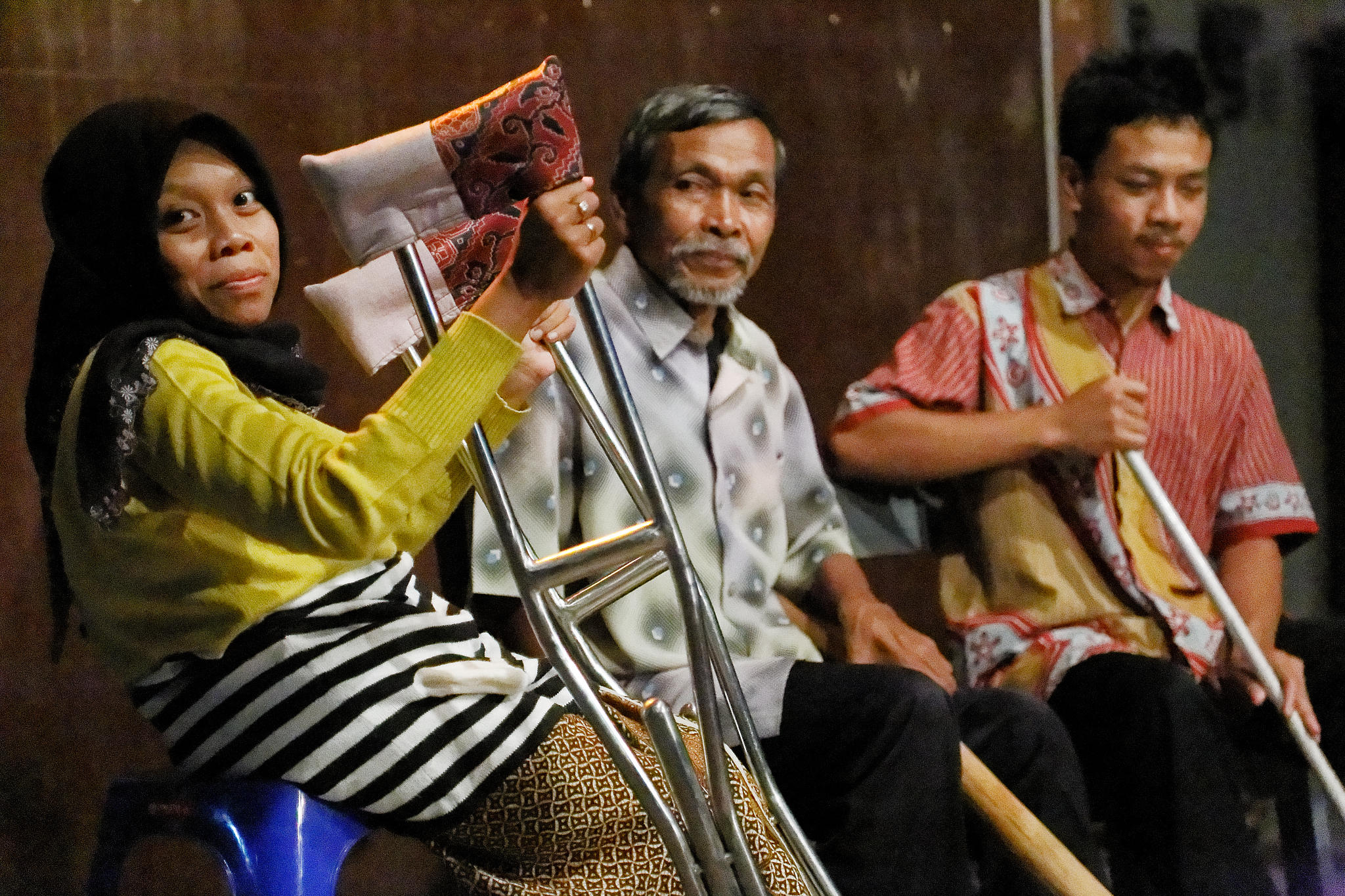 Community Theater for People with Disabilities
