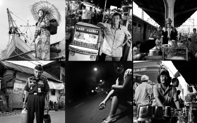 Nineteen: The lives of Jakarta street vendors